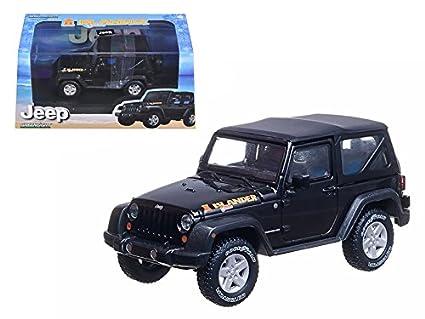 Amazon.com: StarSun Depot 2010 Jeep Wrangler Islander Edition Black ...