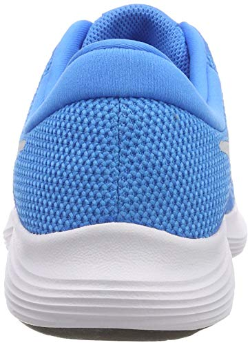 Platinum Running 401 blue Hero black 4 pure Nike Bambino gs Multicolore Revolution Glow blue Scarpe wSwxI6vq