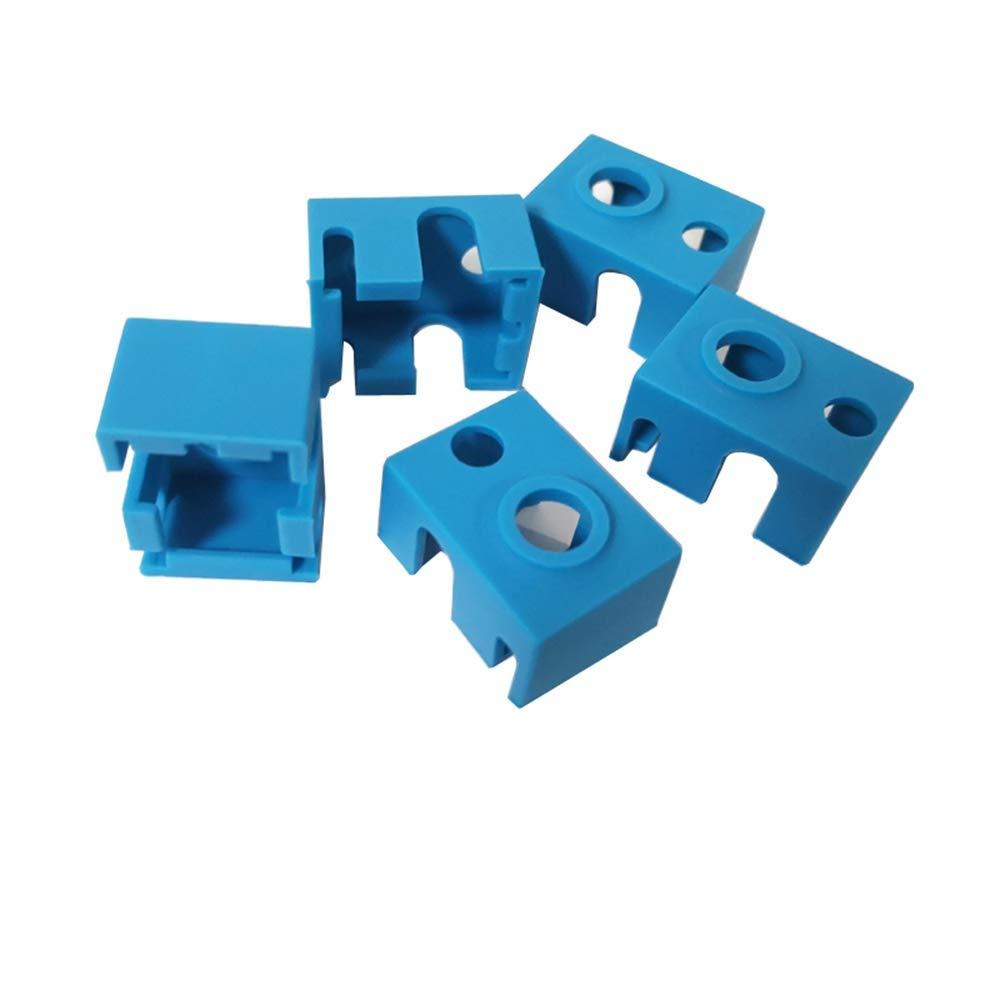 5 x Calentador de impresora 3D de alta precisión, cubierta de ...