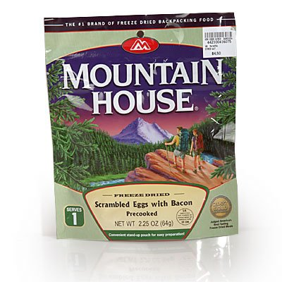 Mountain House Freeze Dried 0.5 Serving ()
