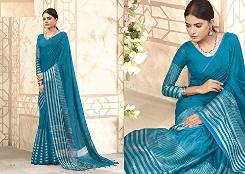 7330 Ultime Donne Abbigliamento Seta Di Lino Pakistane Le Casual Vestono Ethnic Indiane Designer Sari qpqRwOzr