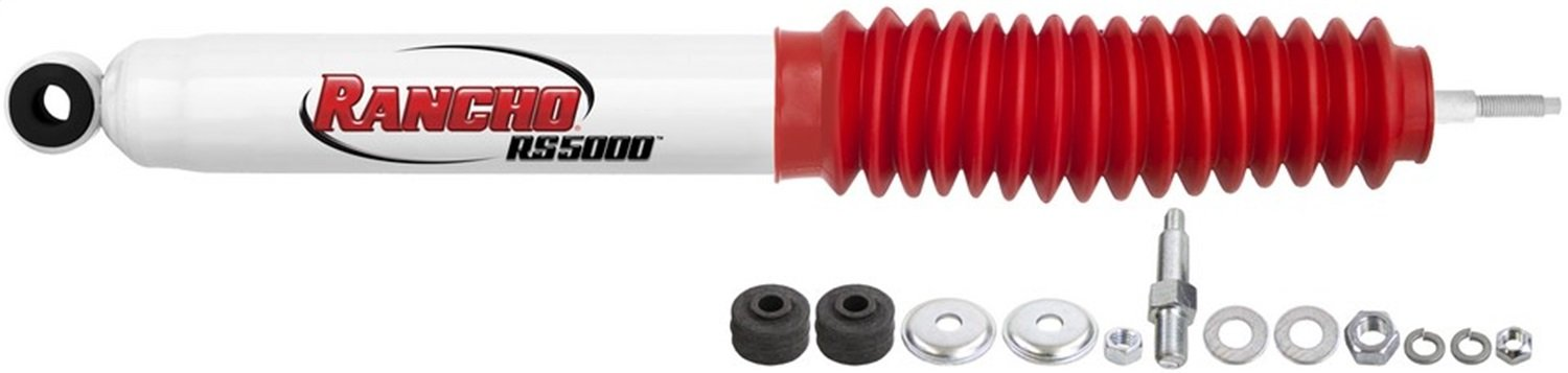 Rancho RS5405 RS5000 Series Steering Stabilizer