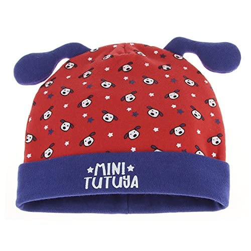 Jelord Baby Cartoon Knitted Beanie Hat Winter Warm Skull Cap on sale