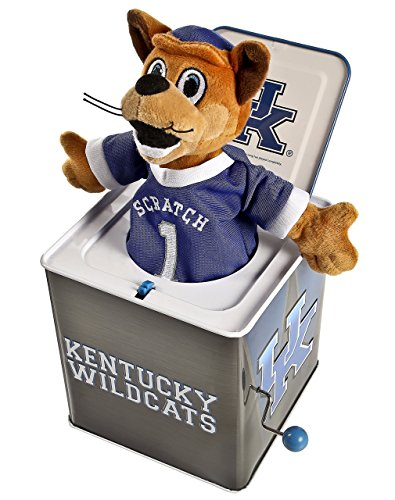 (University of Kentucky Wildcats Jack in The Box)
