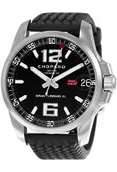 Chopard Men's 168997-3001 GRAN TOURISMO Black Dial Watch