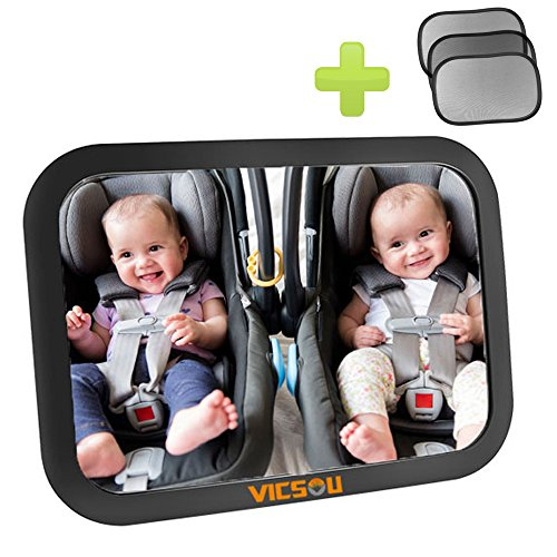 Baby Car Back Seat Mirror, View ...