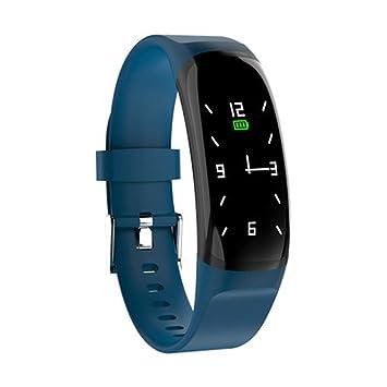 YWY Pulsera Inteligente Reloj MK04 Pantalla de Color Pulsera Inteligente Paso Deportivo Frecuencia cardíaca Control de la presión Arterial Movimiento ...