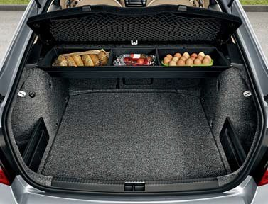 Compartimento multifunció n original para coche Skoda Octavia III Limousine