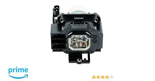 eu-ele NP07LP módulo de recambio de lámpara Compatible bombilla ...