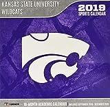 Kansas State University Wildcats 2019 Calendar