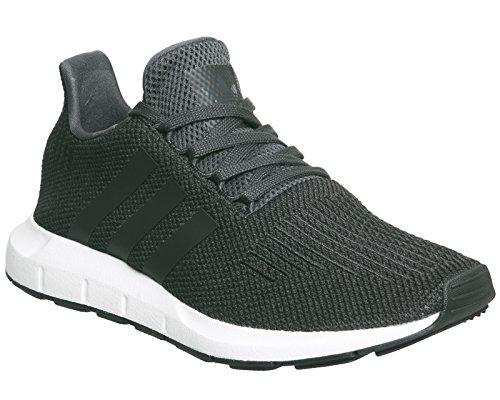 Formateurs Adidas Swift Run Hommes Carbone / Cblack / Mgreyh