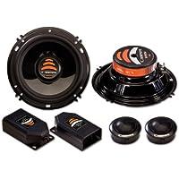 Cadence Acoustics XS6K 6.5-Inch 200 Watt Peak Speaker Component Kit
