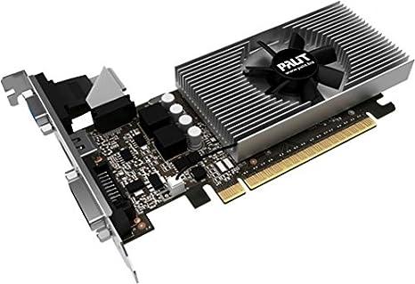 Palit NE5T7300Hd06F - Tarjeta gráfica (PCI-E GT730 1024 MB ...