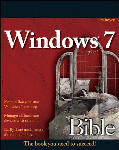 Windows 7 Bible