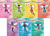 img - for Superstar Fairies Complete 7 Book Set: Jessie the Lyrics Fairy, Adele the Voice Fairy, Vanessa the Choreography Fairy, Miley the Stylist Fairy, Frankie the Makeup Fairy, Alyssa the Star-Spotter Fairy, and Cassie the Concert Fairy (Rainbow Magic) book / textbook / text book