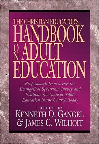 Spirituality and Adult Education