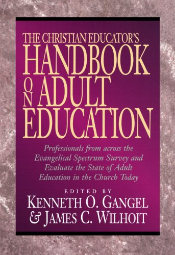 Christian Ed Hndbk Adult Ed.
