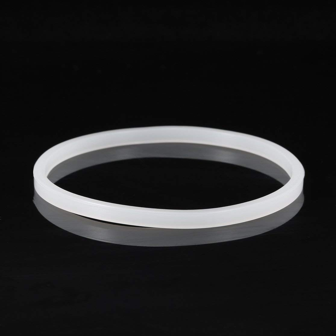 900W//600W Silicone Rubber O Shaped Design Replacement Gaskets Seal Ring Parts for Nutri-Bullet Blender Juicer Mixer-White 600W