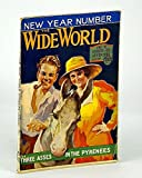img - for The Wide World Magazine, January (Jan.) 1923, Vol. L, No. 297 - The Odyssey of Humbert Rulliere book / textbook / text book