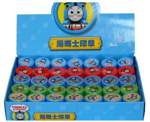 Thomas The Train Stamp Art Set (5 stamps)