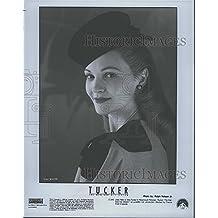 Historic Images 1988 Press Photo Tucker: The Man & His Dream Joan Allenstars