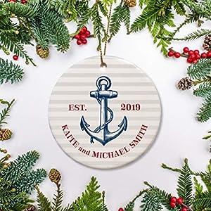 517q5SFHQtL._SS300_ Best Anchor Christmas Ornaments