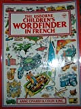 img - for French (Word Finder) by Anne Civardi (1988-08-06) book / textbook / text book