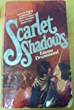 img - for Scarlet Shadows book / textbook / text book
