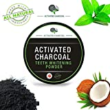 Mchoice Teeth Whitening Powder Natural Organic Activated Charcoal Bamboo Toothpaste