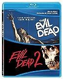 evil dead - Evil Dead 1 & 2 Double Feature [Blu-ray]