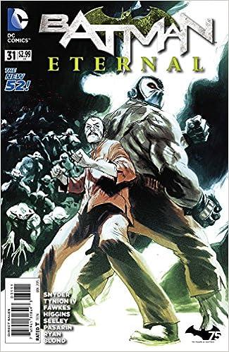 Batman Eternal Pdf