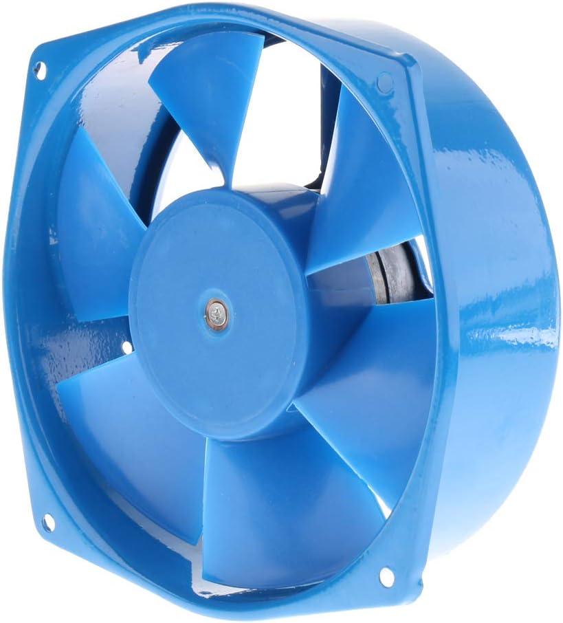 LOVIVER Aves Pollo Pato Gansos Huevo Incubadora Ventilación Ventilador Aire - Azul, Tal como se Describe - Azul, Tal como se Describe: Amazon.es: Hogar