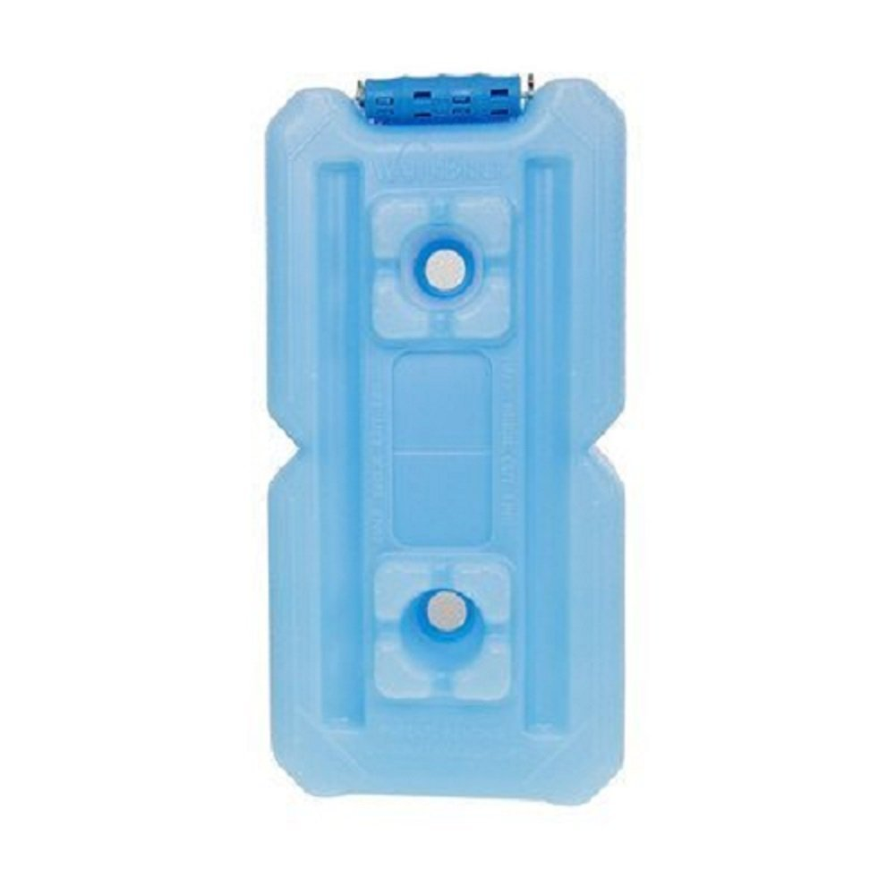 WaterBrick 1833-0001 Stackable Emergency Water and Food Storage Container, 3.5 gal of Liquid, 27 lb of Dry Food Products, Blue by WaterBrick