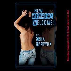 New Members Welcome! Audiobook