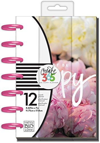 ideas Create Happy Planner January