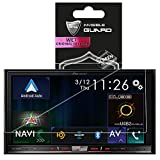 IPG for Pioneer AVIC 8200NEX CAR INDASH Player Touch Screen Radios Screen Protector Invisible Ultra HD Clear Film Anti Scratch Skin Guard - Smooth/Self-Healing/Bubble -Free