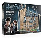 Harry Potter Astronomy Tower 3D Jigsaw Puzzle Made by Wrebbit Puzz-3D