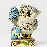 Enesco Jim Shore Heartwood Creek Spring Mini Easter Owl