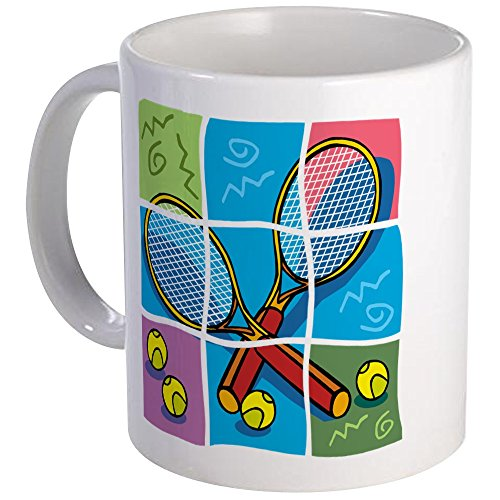 Tennis Puzzle Mug by CafePress product image