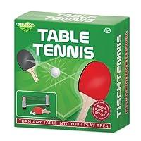 All-in-1 Home / Reisetischtennis Ping Pong Set 2 Paddel 3 Balls Erweiterung Net