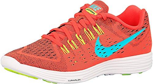 Zapatillas Nike Mujeres Lunar Tempo Naranja / Verde / Blanco