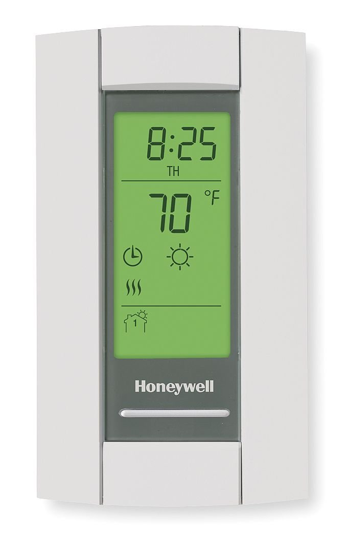 517qAG%2BArFL._SL1050_ amazon com honeywell tl8230a1003 line volt thermostat 240 208 vac honeywell non programmable thermostat wiring diagram at alyssarenee.co
