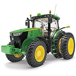 Ertl John Deere 7270R Tractor, 1:64 Scale