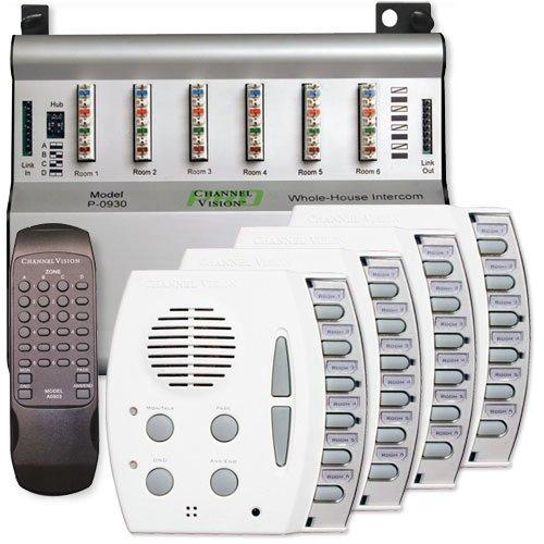 Whole House Intercom Audio - 6