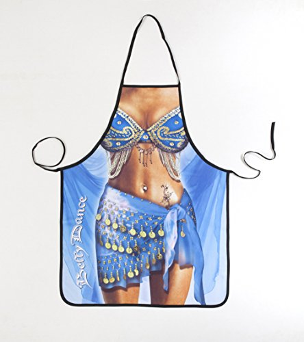 [Super Daddy Aprons Funny Sleeveless Cooking Kitchen Apron Sexy Lady Character Fashion Design Great Novelty Gift For Men and Women] (Homemade Kids Nurse Costumes)