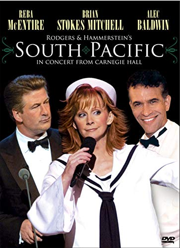 Rodgers & Hammerstein's South Pacific: In Concert From Carnegie Hall ()