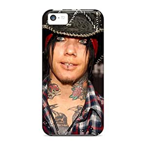 LauraAdamicska Iphone 5c Protector Cell-phone Hard Covers Provide Private Custom High Resolution Avenged Sevenfold Skin [PKO10521JtKd]