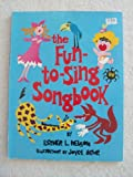 The Fun-to-Sing Songbook, Esther Nelson, 0806947624