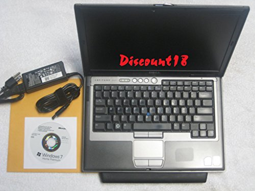 Dell D630 Core 2 Duo @ 2.0GHz Laptop Notebook 4GB. 120GB. DVD±RW, Bluetooth, WiFi