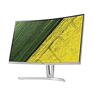 Acer ED273 wmidx 27-inch Curved Full HD (1920 x 1080) Monitor (HDMI, DVI & VGA Ports) by Acer
